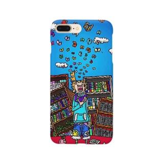 飛び出す知識 Smartphone cases