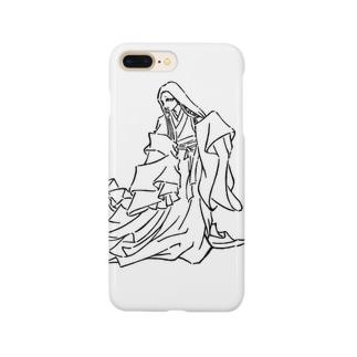 小野小町 Smartphone cases