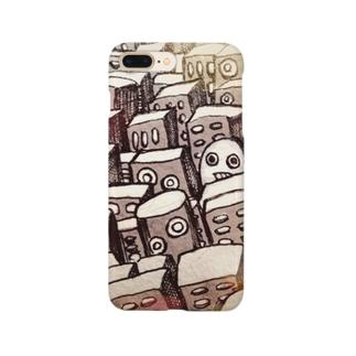 街とヨシヲ Smartphone cases