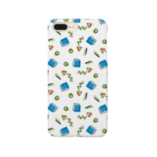 幾何学系 Smartphone cases