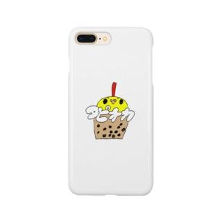 たぴーおかダージリン Smartphone cases