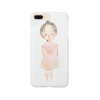 ぱすてるちゃん Smartphone cases