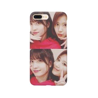 TWICE サナ&モモ Smartphone cases