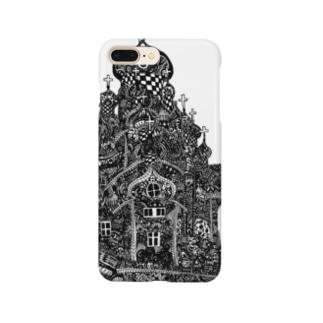 スカイチャーチ Smartphone cases