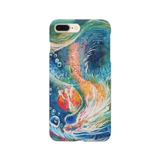 雨の奏者 Smartphone Case
