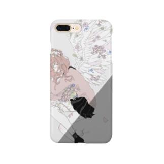 おいしいグッズ Smartphone cases