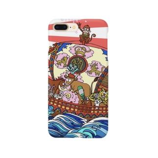 宝船 Smartphone cases