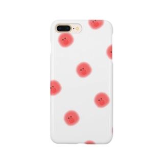 たこさん Smartphone cases
