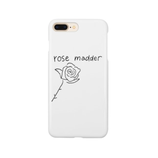 rose madder  Smartphone cases