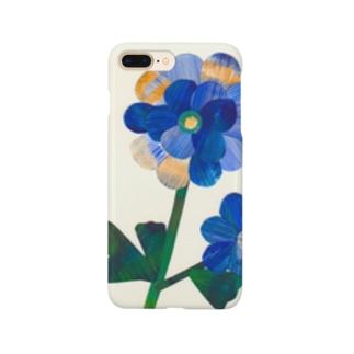 絵本の花 Smartphone cases
