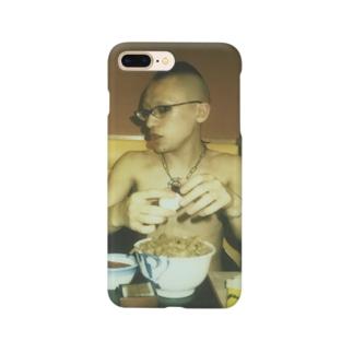 松屋のザ・キダ Smartphone cases