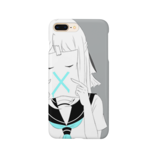 るる✩翔ちゃんの専属絵師✩の無言 Smartphone cases