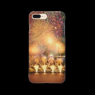 写真集の花火 Smartphone cases