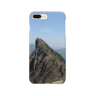 石鎚山 Smartphone cases