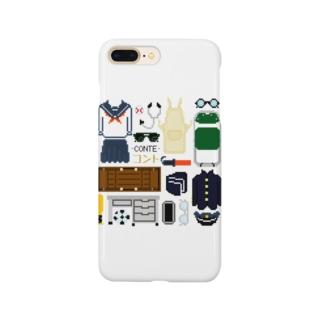 コントの小道具 Smartphone cases