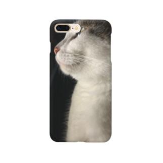 君の横顔 Smartphone cases