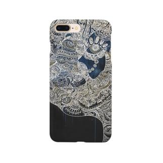花髪_3 Smartphone cases
