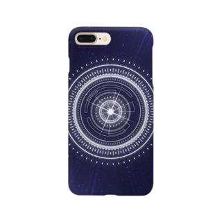 LAZER CIRCLE Smartphone cases
