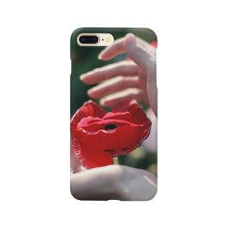 シャーレーポピー Smartphone cases
