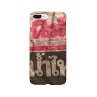 POPタイ文字① Smartphone cases