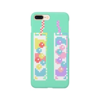 ヨーグルトドリンク Smartphone cases