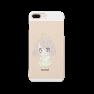 Sae_39921のぽてこちゃん Smartphone cases