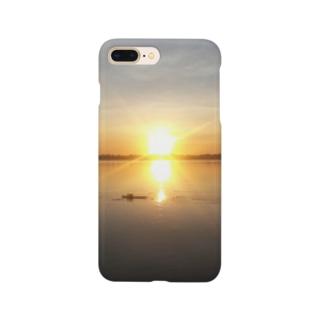 Orange World Smartphone cases