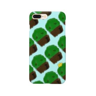 SABOTENNスマートフォンケース Smartphone cases