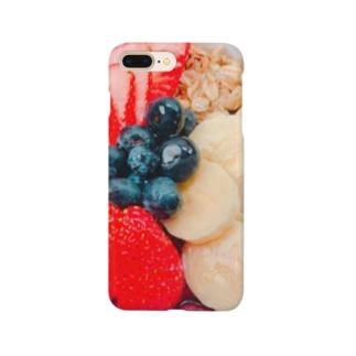 アサイーボウル🍓 Smartphone cases
