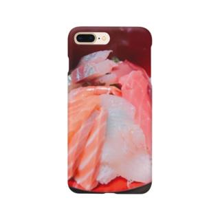 海鮮丼🍣 Smartphone cases