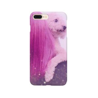 甘えんぼ♬.*゚ Smartphone cases