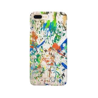 カラフル1 Smartphone cases