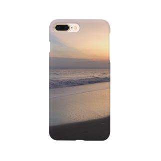 秋谷海岸 Smartphone cases