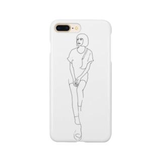 Girl.24 Smartphone cases