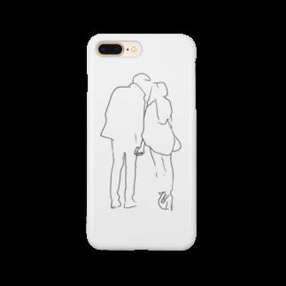 AileeeのCouple.1 Smartphone cases