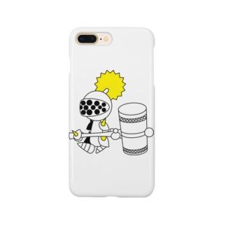 ナイツ・ハンマー Smartphone cases
