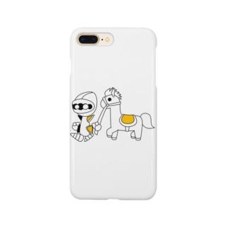 ナイツ・ライド Smartphone cases
