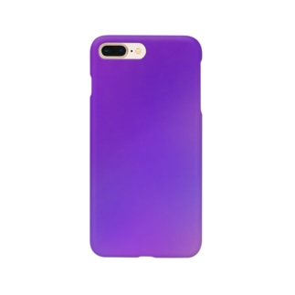 むらさきです。 Smartphone cases