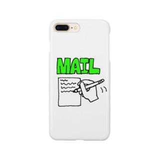 メルくん Smartphone cases