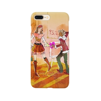 ハヅケイのオミセ。の「彼とショッピング。」 Smartphone cases