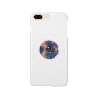 光彩の視線 Smartphone cases