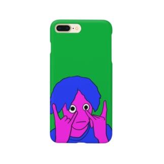 からふるボーイのiPhoneケース Smartphone cases