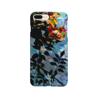 薔薇の影 Smartphone cases