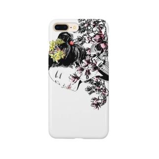 マグノリア Smartphone cases