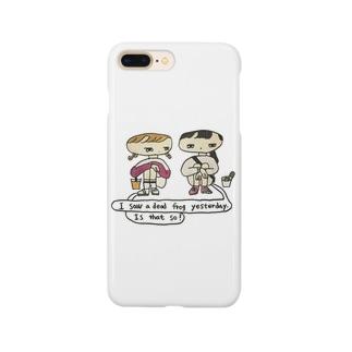 dead   frog Smartphone cases