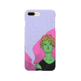 悪煙 Smartphone cases