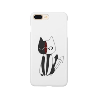 フヨネコ Smartphone cases