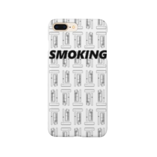 MONO SMOKING Smartphone cases