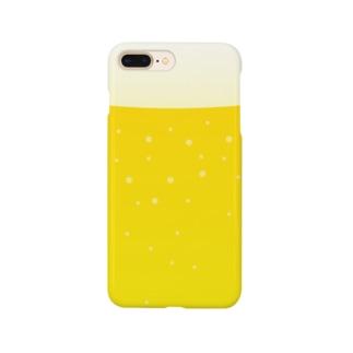ビール Smartphone cases