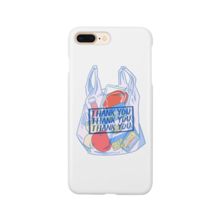 ワタナベ マリエのShopping bag Smartphone cases
